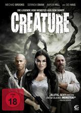 Creature - Die Legende vom Monster aus dem Sumpf - Poster