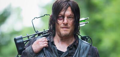 The Walking Dead mit Norman Reedus