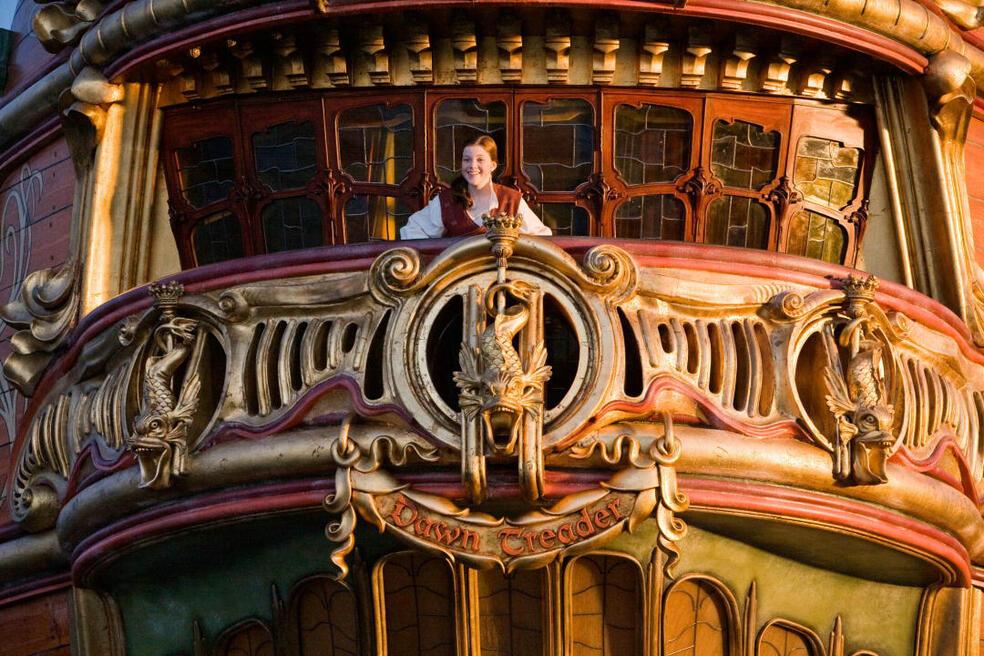 Die Chroniken Von Narnia Die Reise Auf Der Morgenröte Besetzung