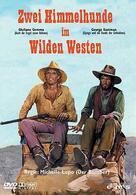 Zwei Himmelhunde im wilden Westen