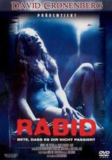 Rabid - Bete, dass es nicht Dir passiert - Poster