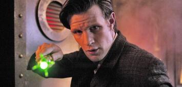 Bild zu:  Matt Smith in Doctor Who