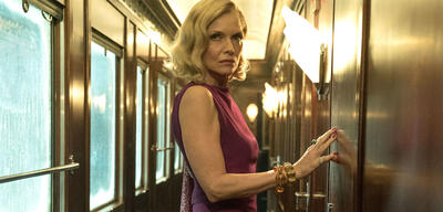 Michelle Pfieffer in Mord im Orient Express