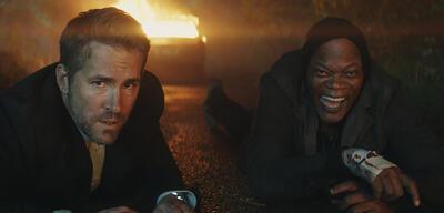 Killer's Bodyguard mitRyan Reynolds und Samuel L. Jackson