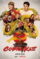 Cobra Kai - Staffel 3 - Poster