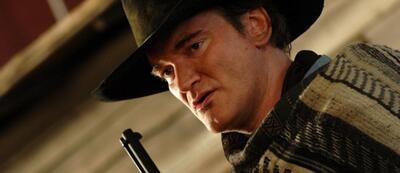 Quentin Tarantino in Sukiyaki Western Django von Takashi Miike
