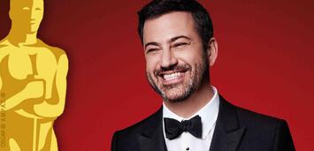 Bild zu:  Oscar 2017: Host Jimmy Kimmel