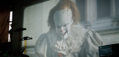 Es -Home Video eines mordlustigen Clowns