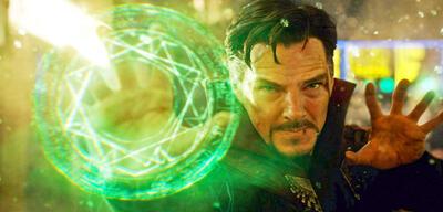 Doctor Strange in Avengers 3: Infinity War