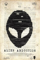 Alien Abduction - Poster
