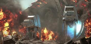 Bild zu:  Battle of Jakku