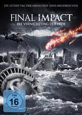 Final Impact - Die Vernichtung der Erde - Poster