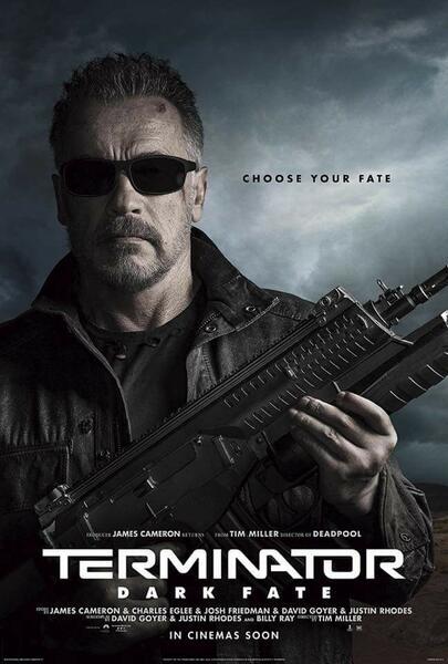 Terminator 6: Dark F - Bild 1 von 4