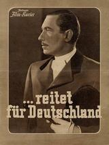 ...reitet für Deutschland - Poster