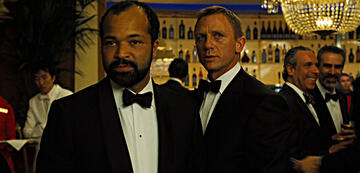Jeffrey Wright in Casino Royale