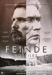 Feinde - Hostiles Poster