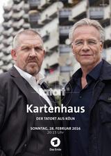 Tatort: Kartenhaus - Poster