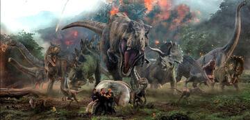 Nach Jurassic World: Das gefallene Königreich kommt Dominion