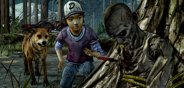 Welche Abenteuer könnten Clem inThe Walking Dead Season 3 erwarten?