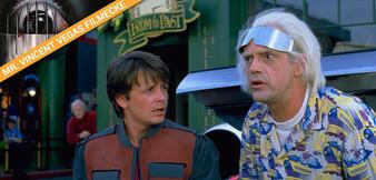Lieblingsfiguren vieler Fan-Theorien: Marty McFly und Doc Brown aus Zurück in die Zukunft