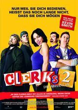 Clerks 2 - Die Abhänger - Poster