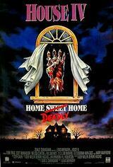 House IV - Der Alptraum geht weiter - Poster