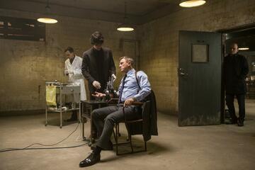 Daniel Craig und Ben Whishaw