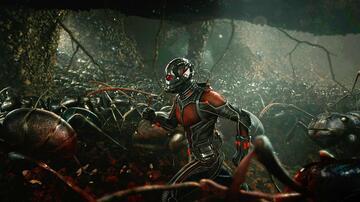 Alleine unter Ameisen: Ant-Man