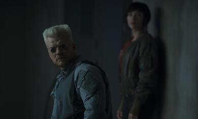 Ghost in the Shell mit Scarlett Johansson und Pilou Asbæk - Bild 4