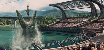 Seht ihr die Fehler in Jurassic World?