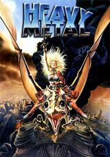 Heavy Metal - Poster
