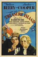 Die Schatzinsel - Poster