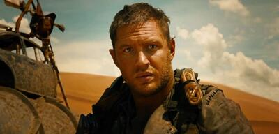 Tom Hardy als Mad Max