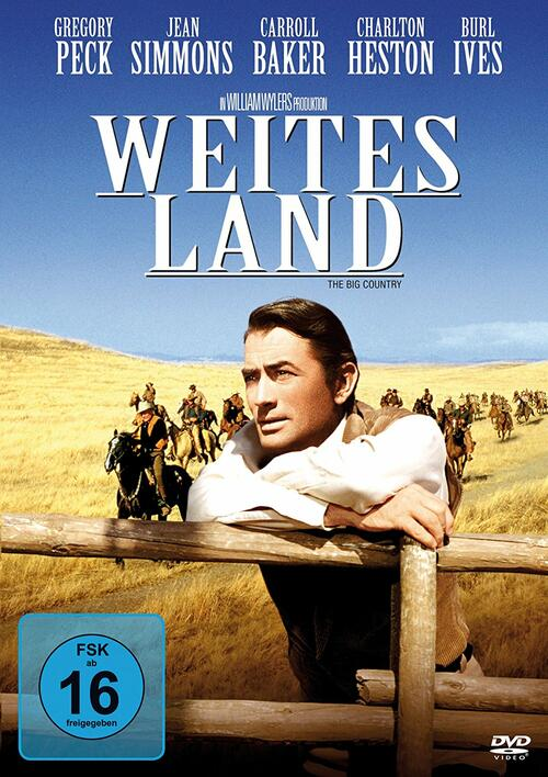 Weites Land Film 1958 Moviepilot De