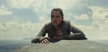 Bild zu:  Daisy Ridley in Star Wars 8: Die letzten Jedi