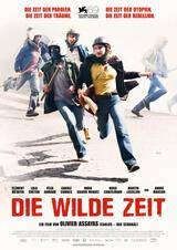 Die wilde Zeit - Poster