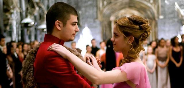 Harry Potter Dieses Liebesdreieck Wurde Aus Den Filmen Geschnitten