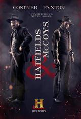 Hatfields & McCoys - Poster