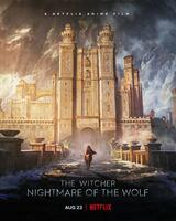 The Witcher: Nightmare of the Wolf - Poster