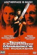 Texas Chainsaw Massacre: Die Rückkehr Poster