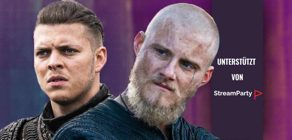 Das Vikings-Finale mit StreamParty gemeinsam erleben