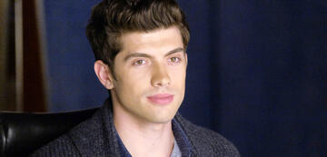 Carter Jenkins in Famous in Love - bald in After 3 & 4