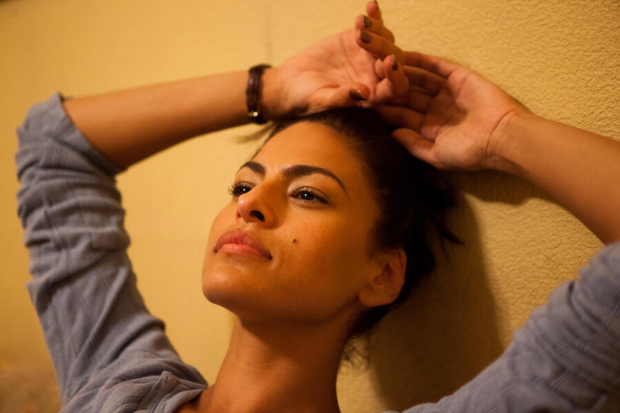 The Place Beyond the Pines mit Eva Mendes