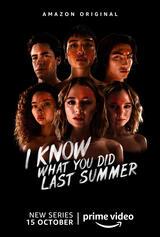Ich weiß was du letzten Sommer getan hast - Poster