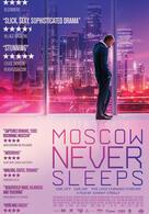 Moskau schläft nie