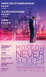 Moskau schläft nie - Poster