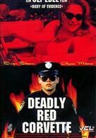 Deadly Red Corvette