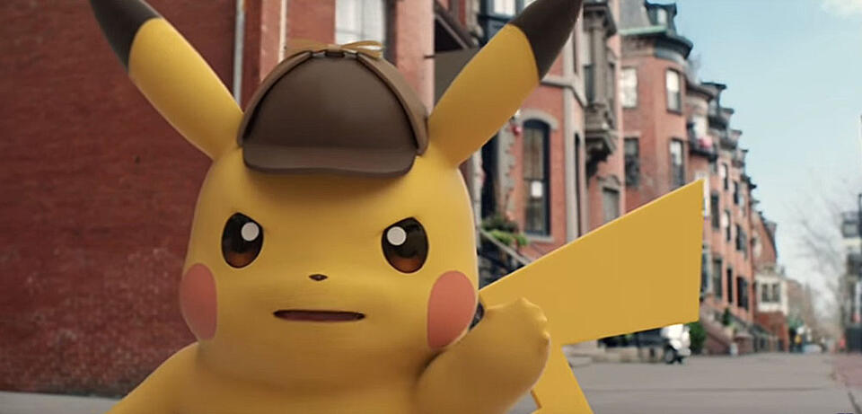 Great Detective Pikachu: The Birth of a New Duo