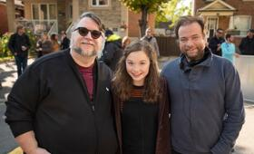 Scary Stories to Tell in the Dark mit Guillermo del Toro, André Øvredal und Zoe Margaret Colletti - Bild 3