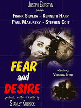 Fear and Desire - Poster